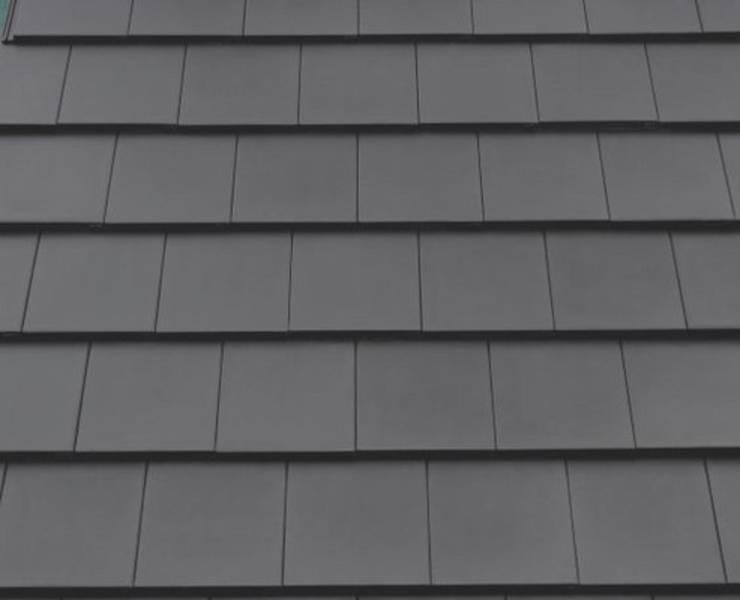Glatter dachziegel textur  Ziegeleindeckungen: Klein GmbH Bedachungen